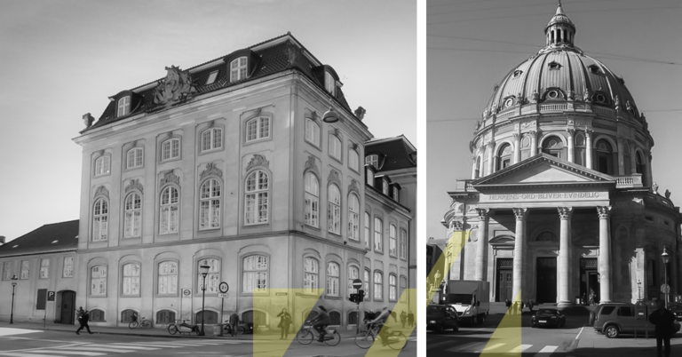 Trafficlab and the Bernstorff's Mansion: Working in a unique historical setting